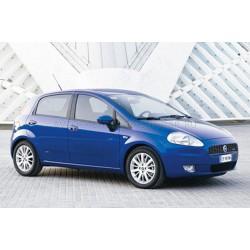 Авточехлы BM для Fiat Grande Punto в Севастополе