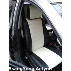 Авточехлы Автопилот для SsangYong Action New  в Севастополе