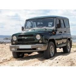 Авточехлы Автопилот для УАЗ Хантер в Севастополе